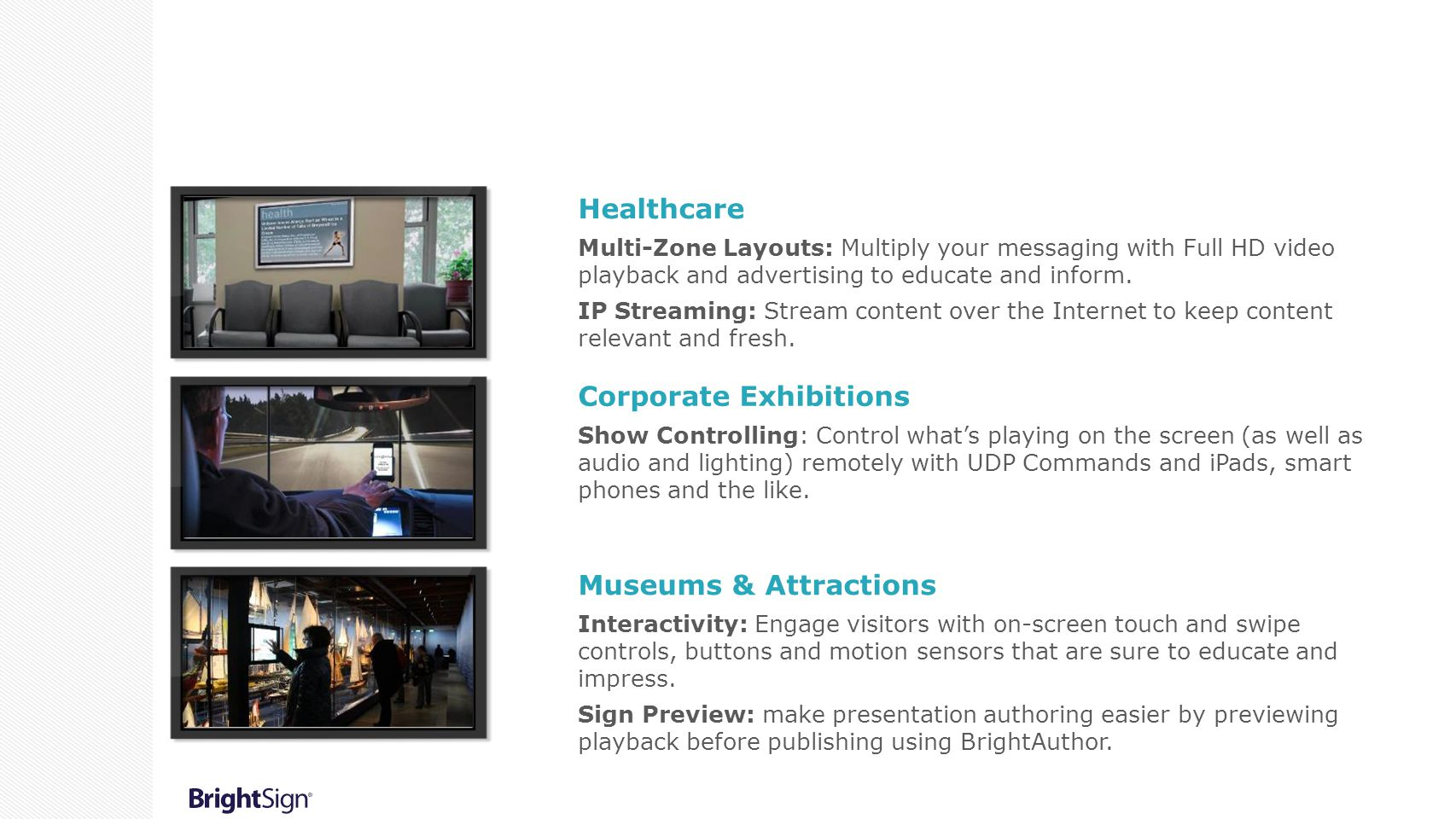 Corporate Exhibitions