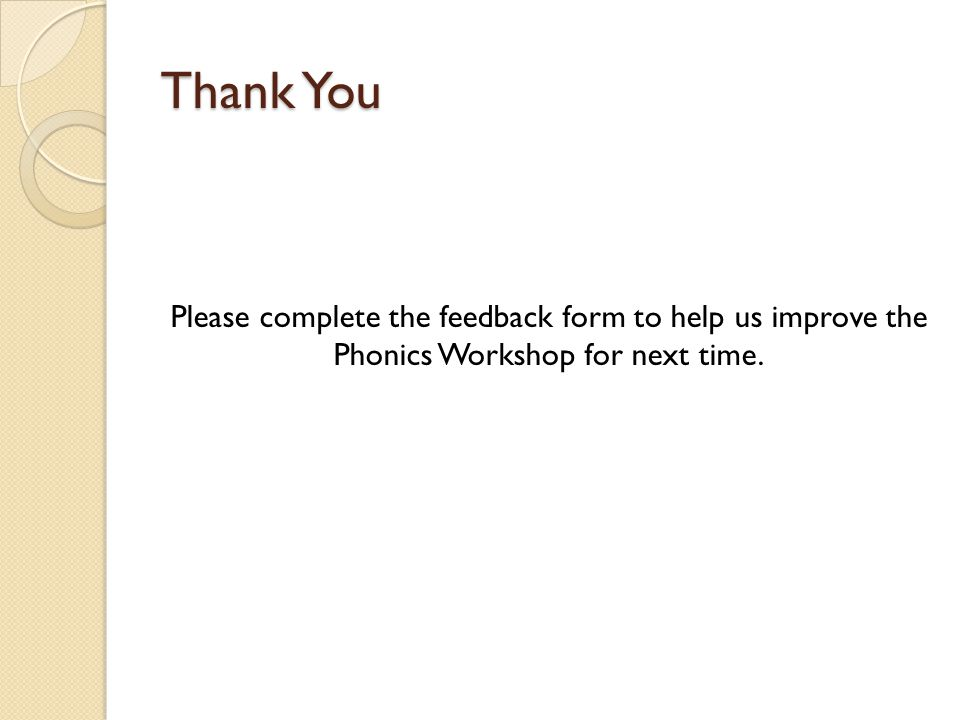 Workshop Feedback Form Samples   Free Documents In Word