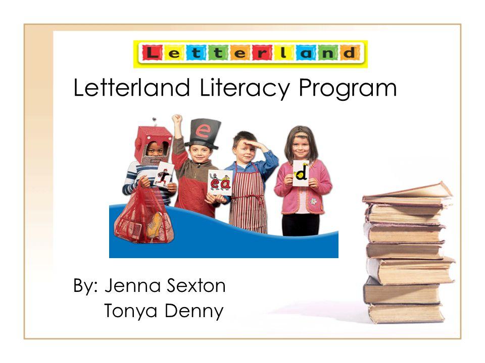 Letterland Literacy Program