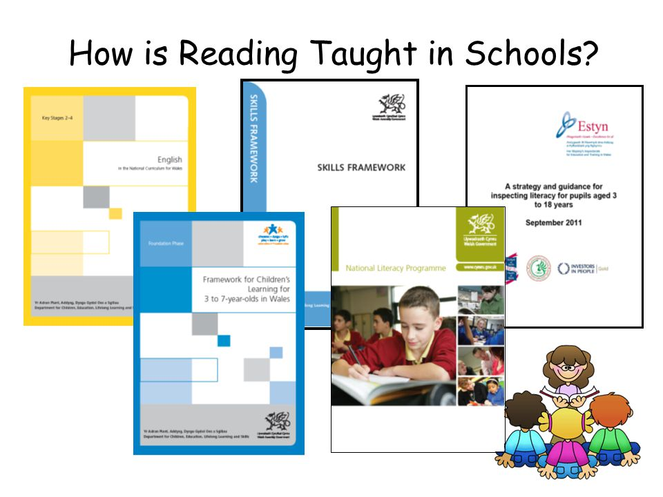 How is Reading Taught in Schools