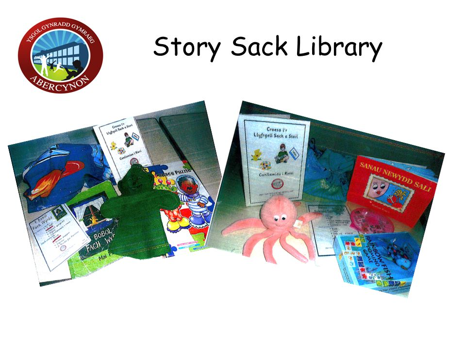 Story Sack Library