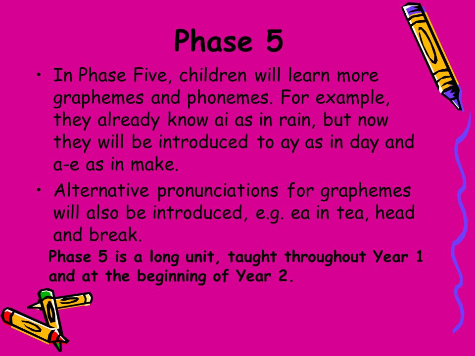 Phase 5
