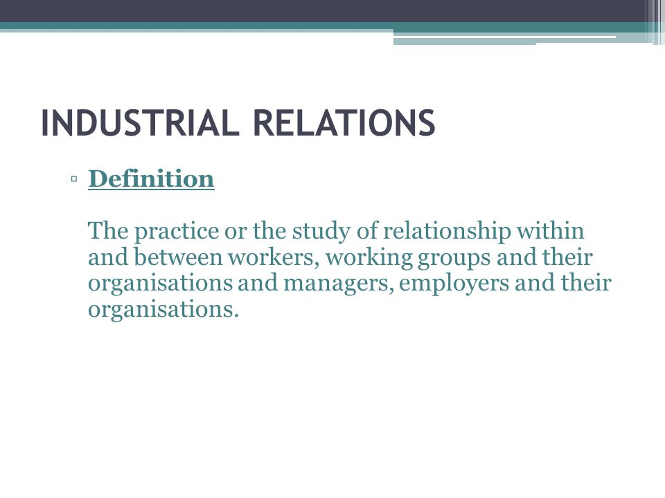 relationship based practice definition