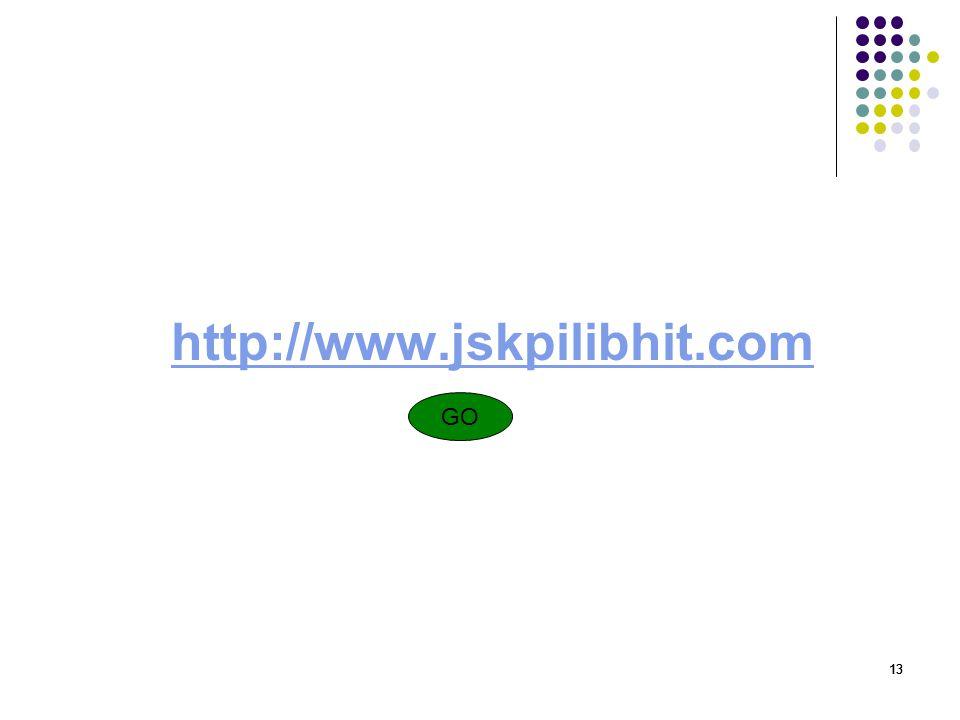 http://www.jskpilibhit.com GO 13