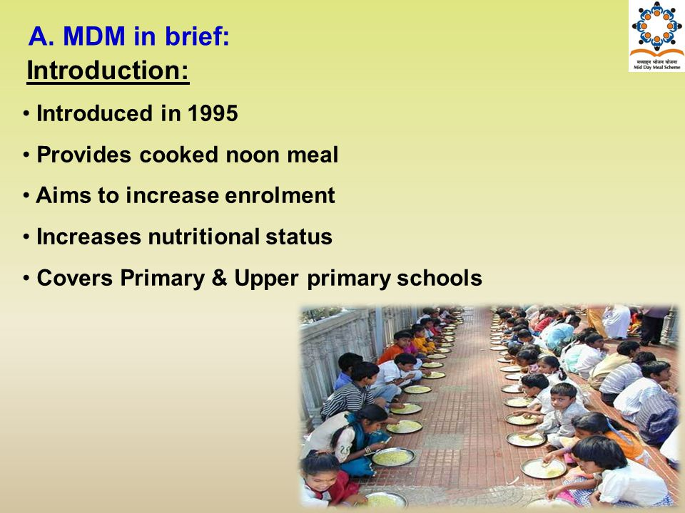 A. MDM in brief: Introduction: Introduced in 1995
