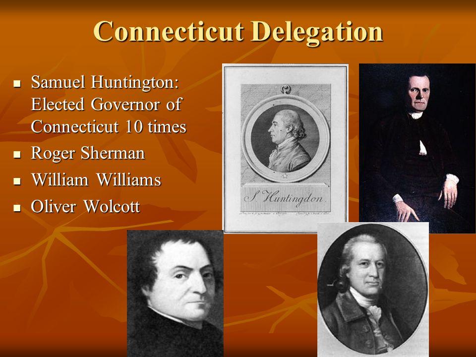 Connecticut Delegation