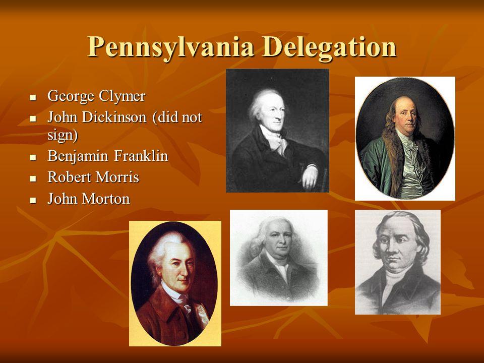 Pennsylvania Delegation