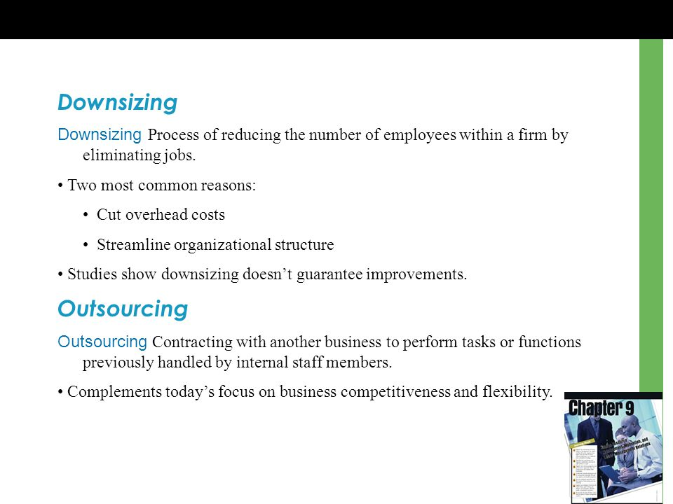 Downsizing Outsourcing