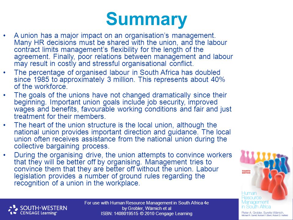 Part 4 Labour Relations Ppt Video Online Download