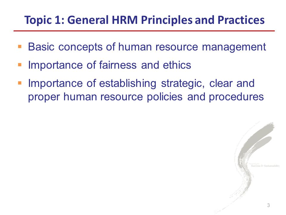 Generally Accepted Principles And Practices - GAPP