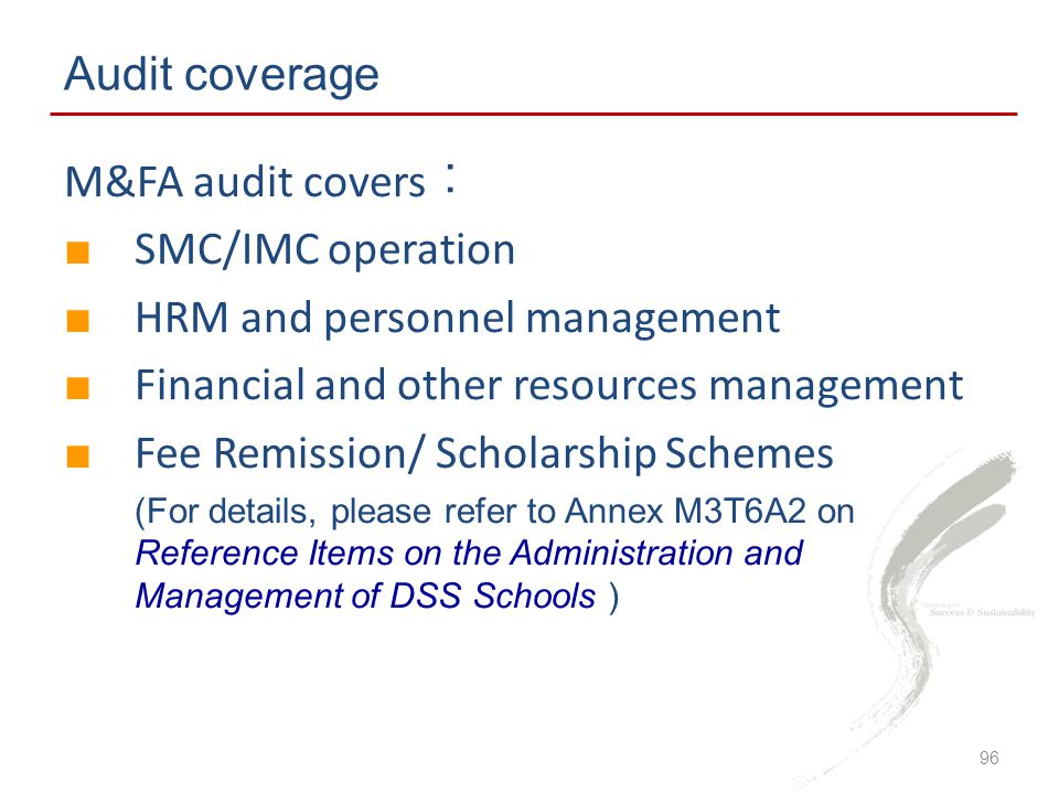 HRM and personnel management Financial and other resources management