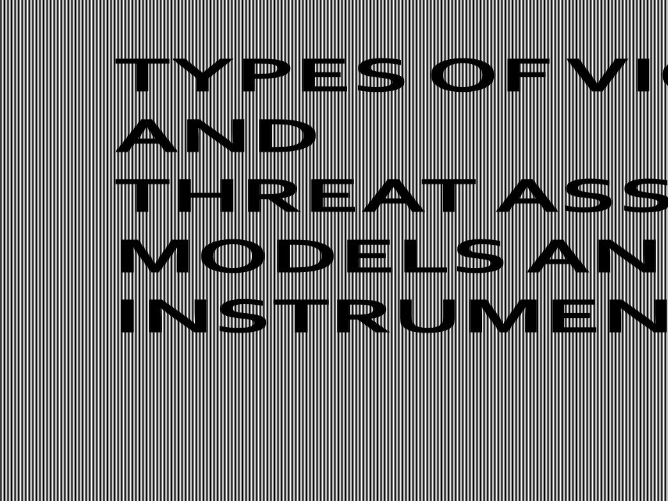 TYPES OF VIOLENCE AND THREAT ASSESSMENT MODELS AND INSTRUMENTS