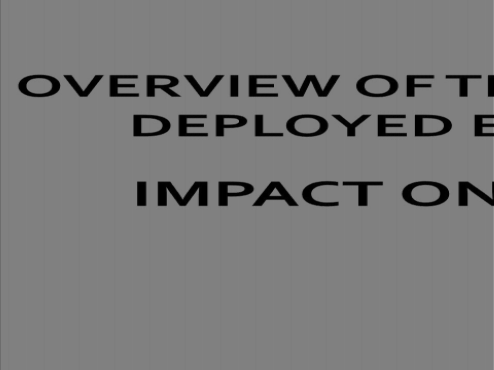 OVERVIEW OF THE OIF/OEF/OND DEPLOYED EXPERIENCE: IMPACT ON SOLDIERS