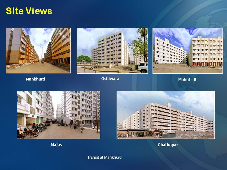 Site Views Mankhurd Oshiwara Mahul - B Majas Ghatkopar