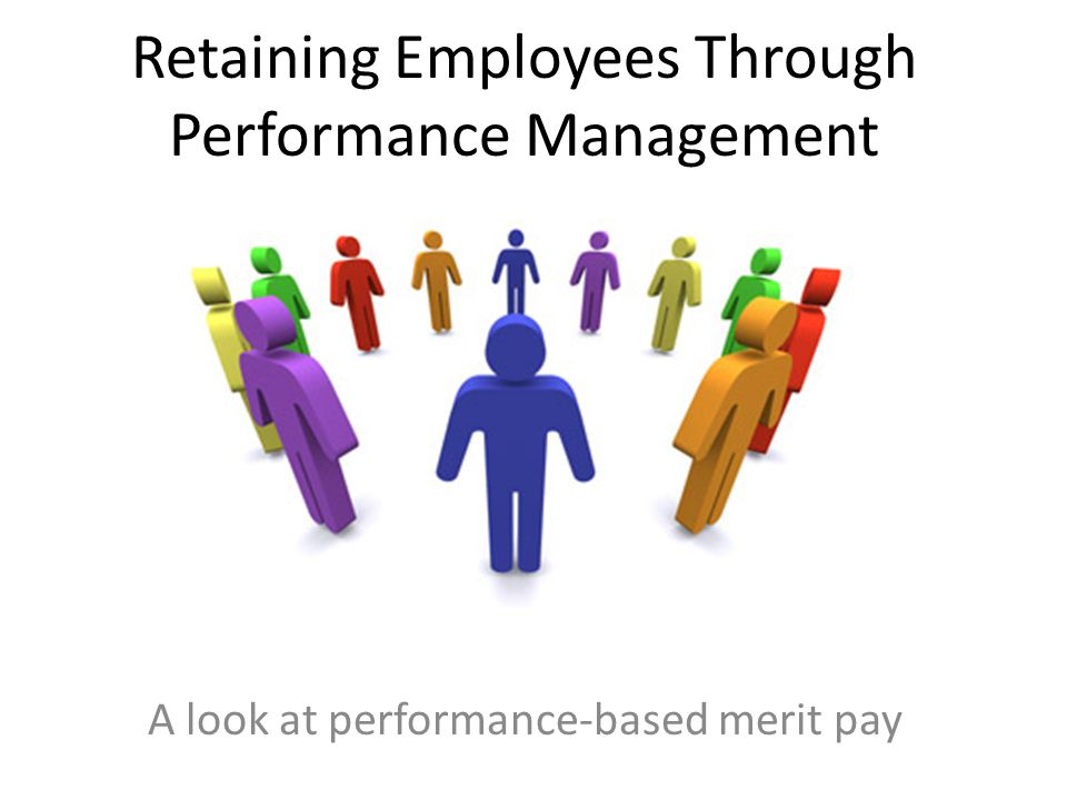 Retaining Employees Through Performance Management