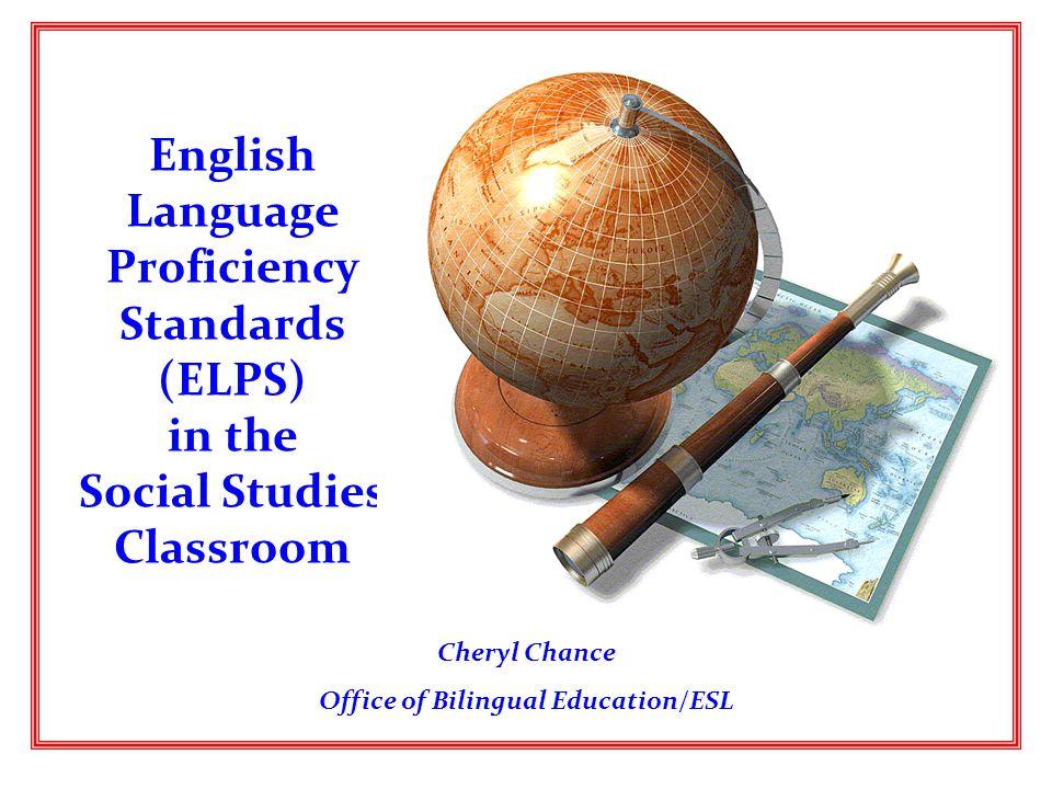 Office of Bilingual Education/ESL