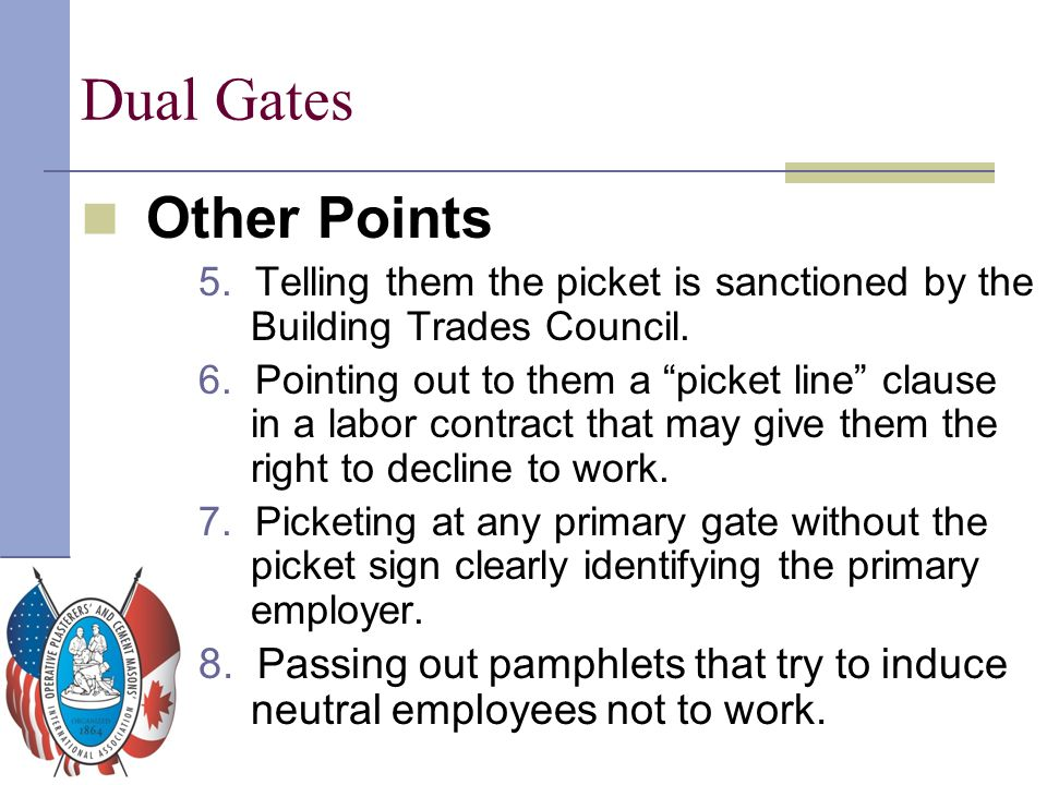 Dual Gates Other Points