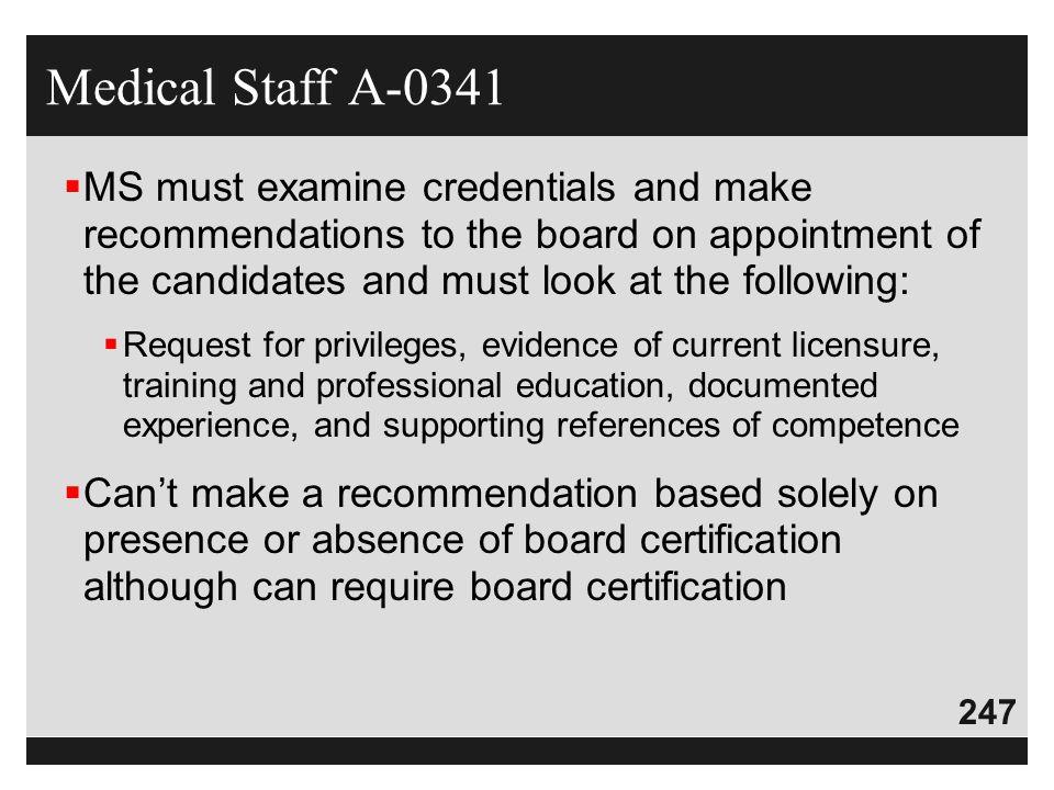 Medical Staff A-0341