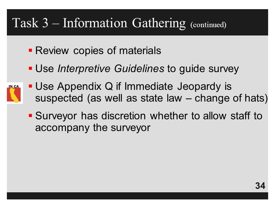Task 3 – Information Gathering (continued)