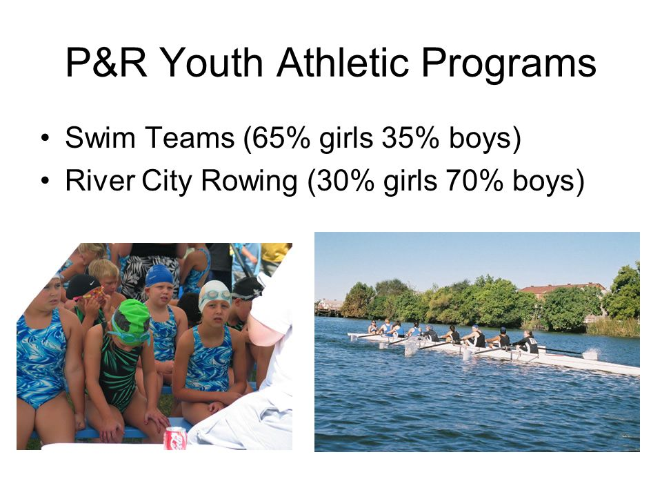 P&R Youth Athletic Programs