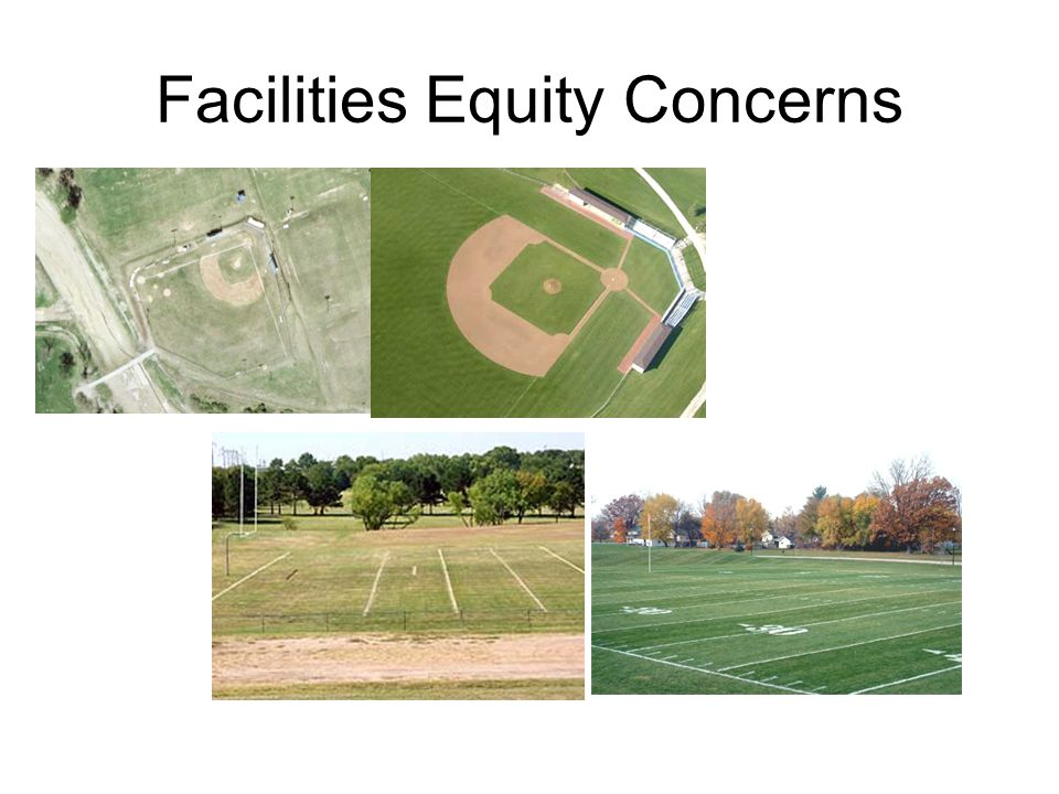 Facilities Equity Concerns