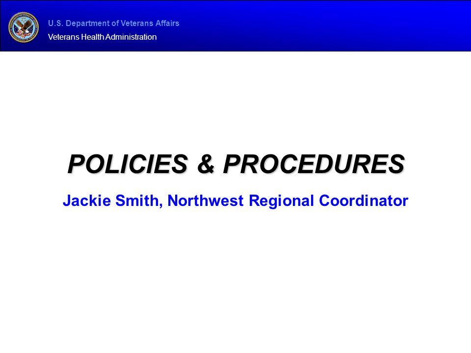 Jackie Smith, Northwest Regional Coordinator