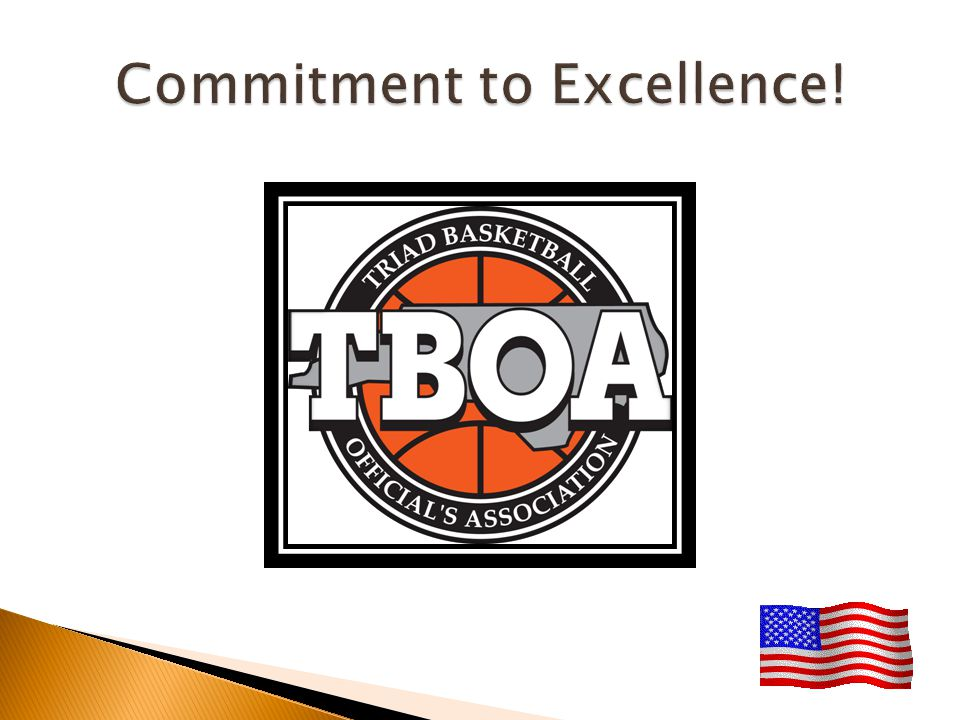 Commitment to Excellence!