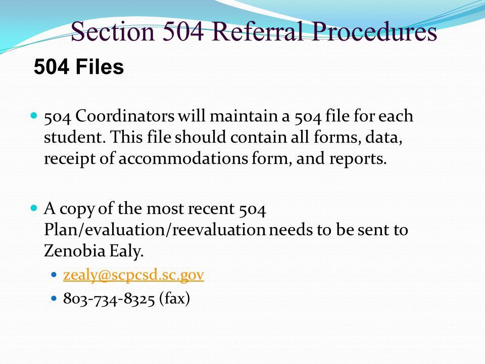 504 Files