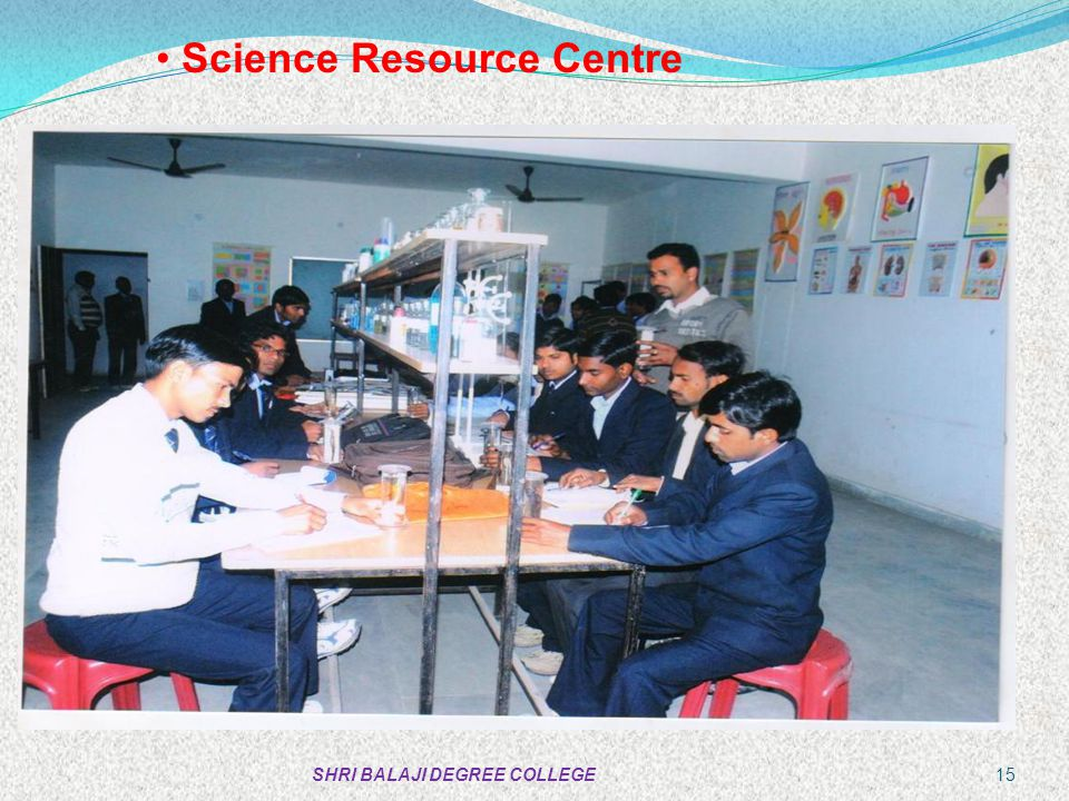 Science Resource Centre