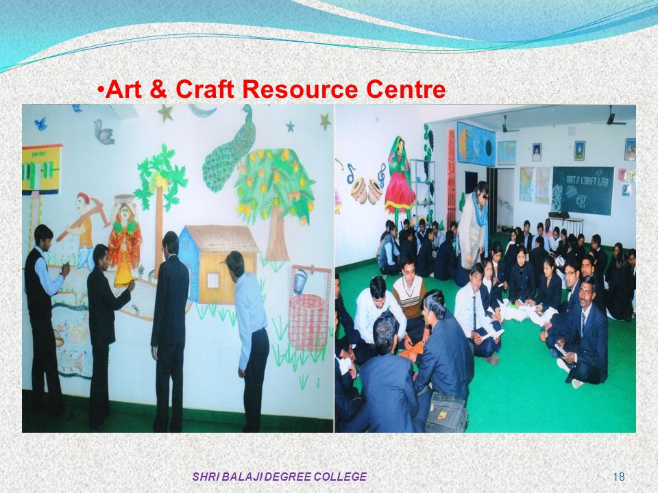 Art & Craft Resource Centre