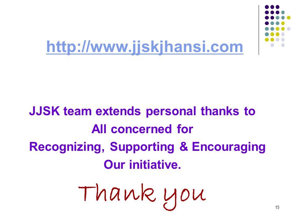 Thank you http://www.jjskjhansi.com