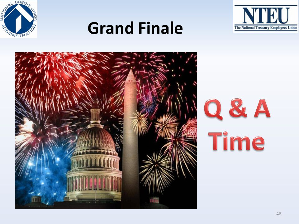 Grand Finale Q & A Time