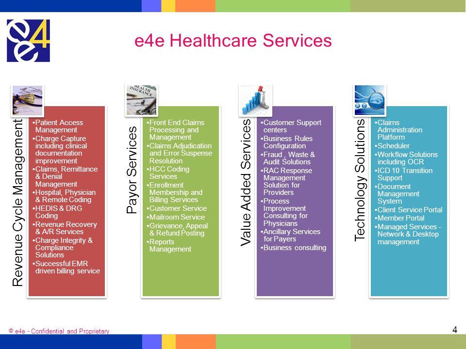 e4e Healthcare Services