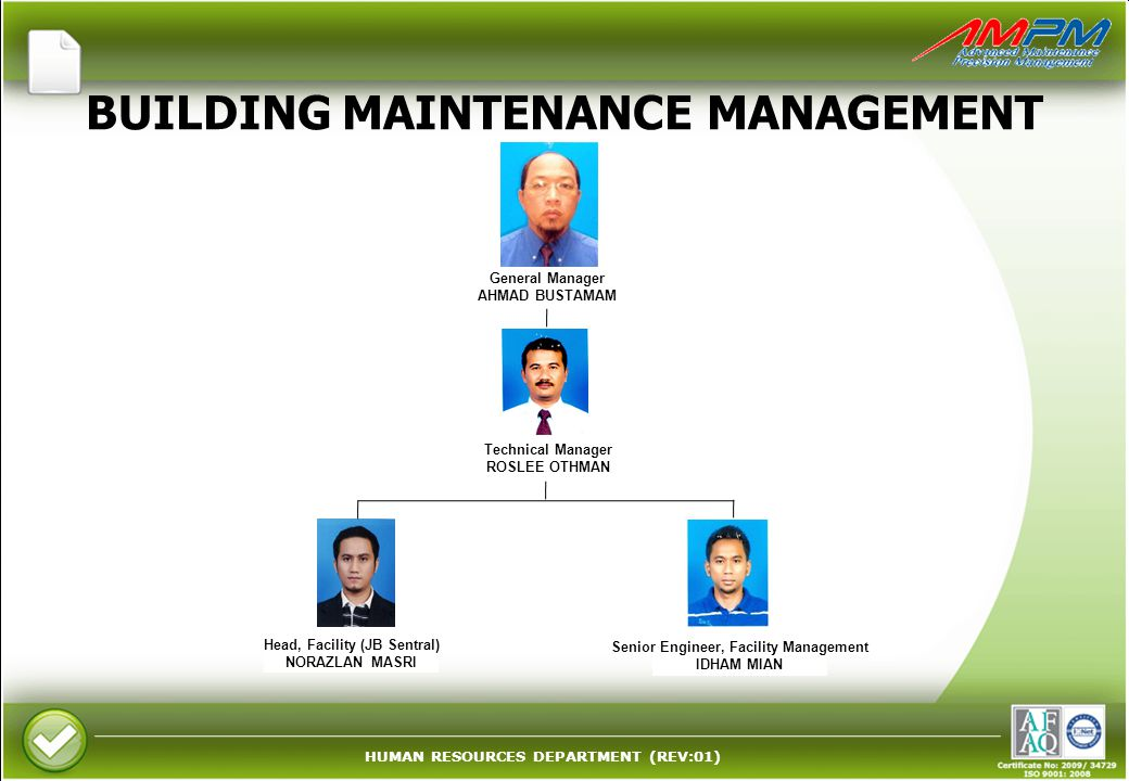 how to become a building maintenance manager