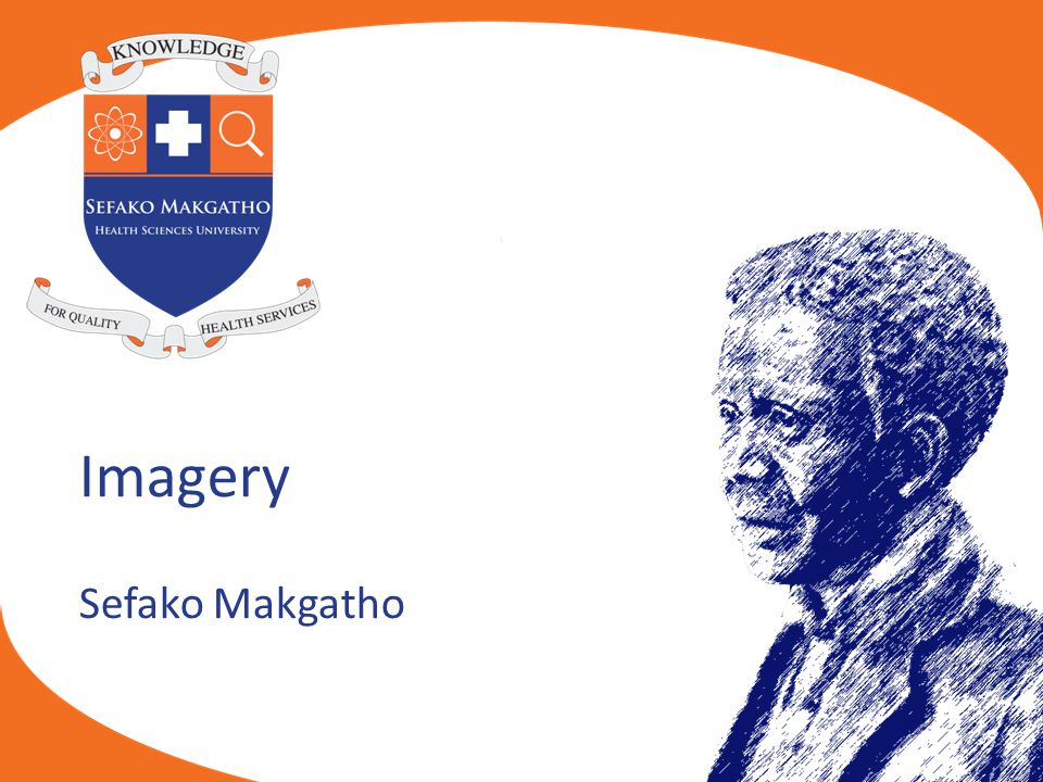 Imagery Sefako Makgatho