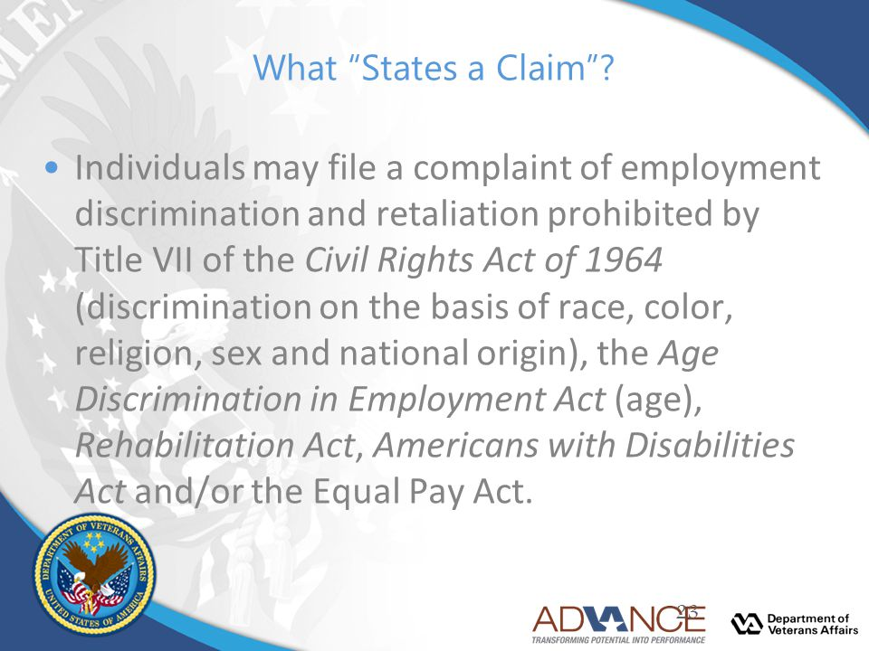 What States a Claim