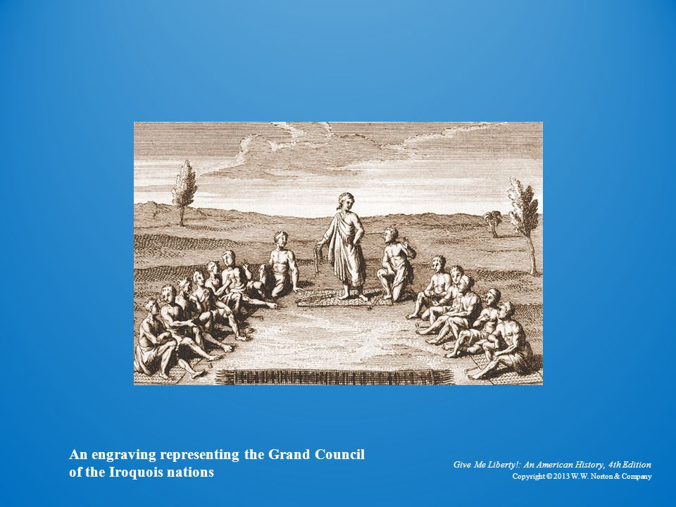 The Grand Council of the Iroquois Nations