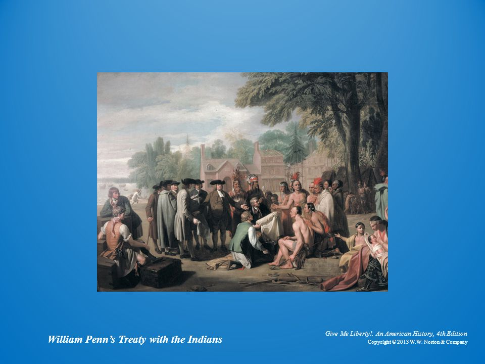 William Penn's Treaty with the Indians