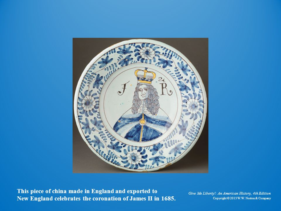 China Plate This piece of china made in England and exported to