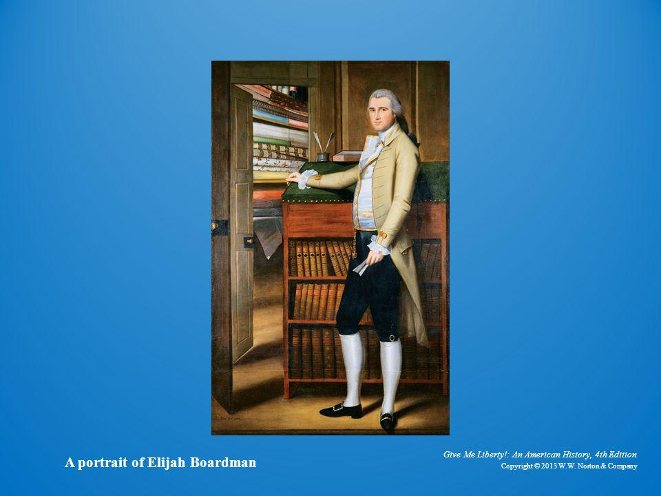Elijah Boardman A portrait of Elijah Boardman