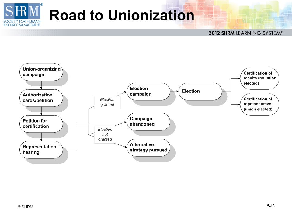 Road to Unionization NOTES p. 148