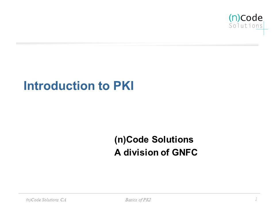 (n)Code Solutions A division of GNFC