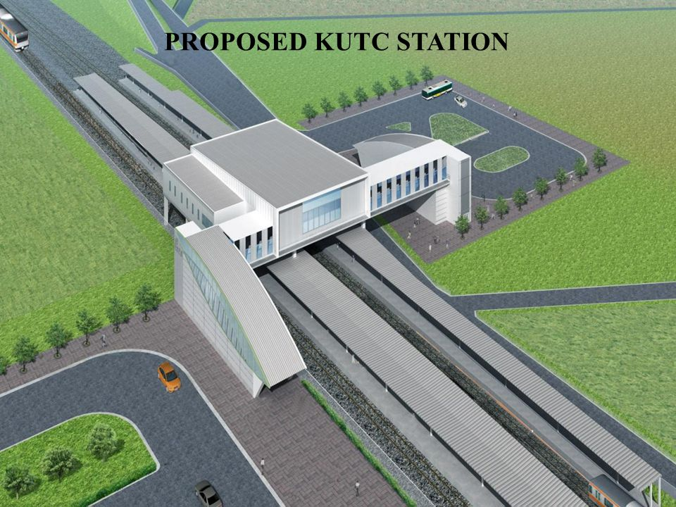 PROPOSED KUTC STATION