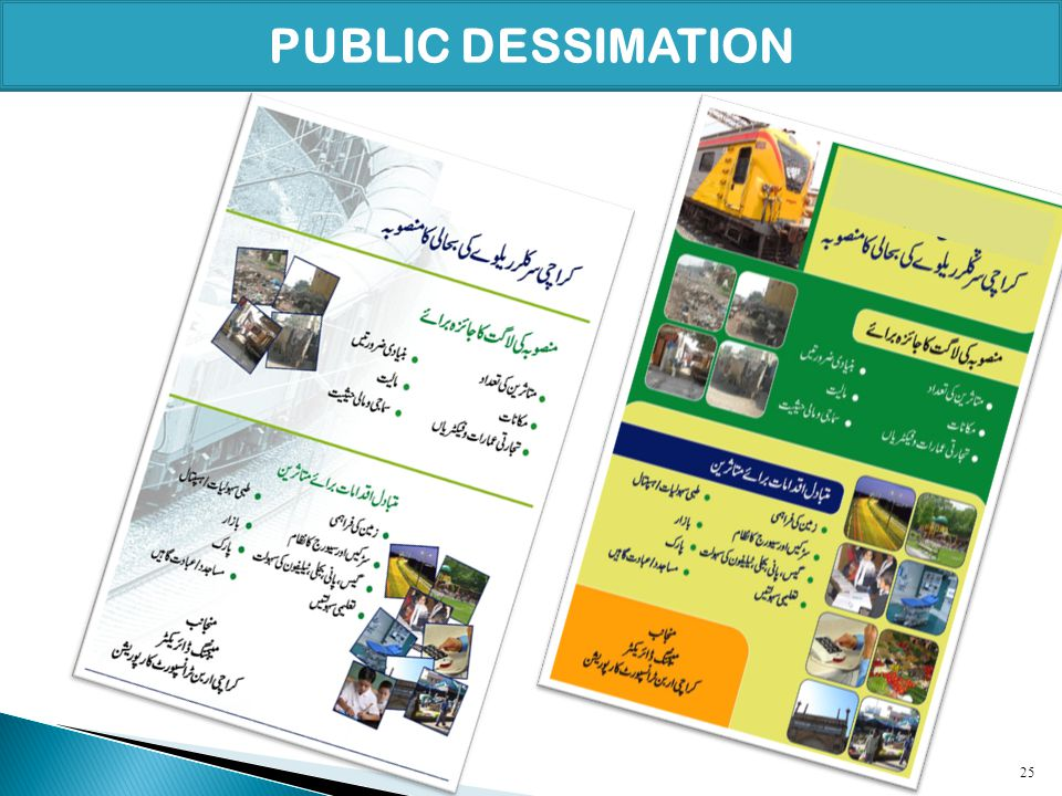 PUBLIC DESSIMATION