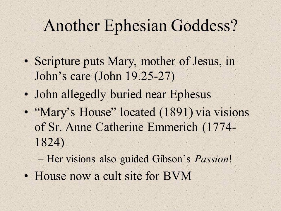 Another Ephesian Goddess