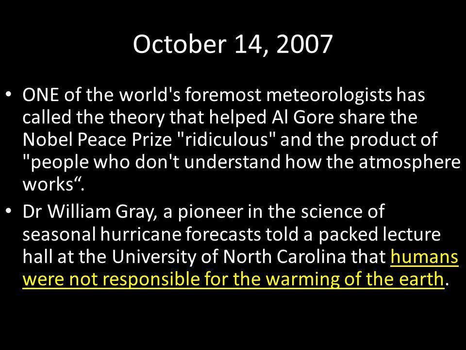 October 14, 2007