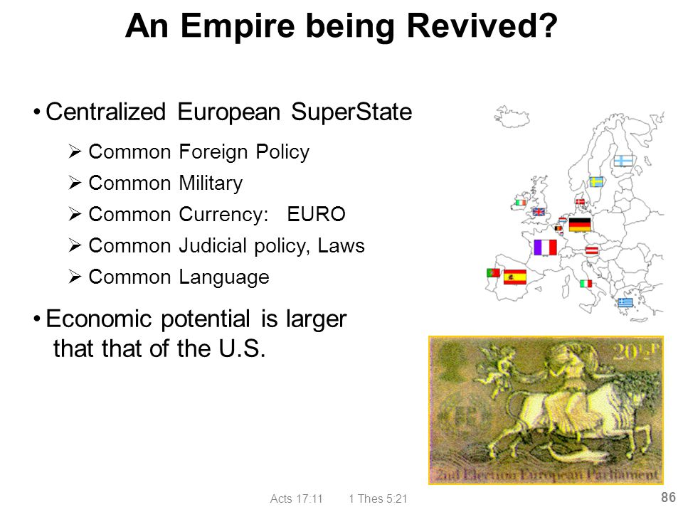 An Empire being Revived