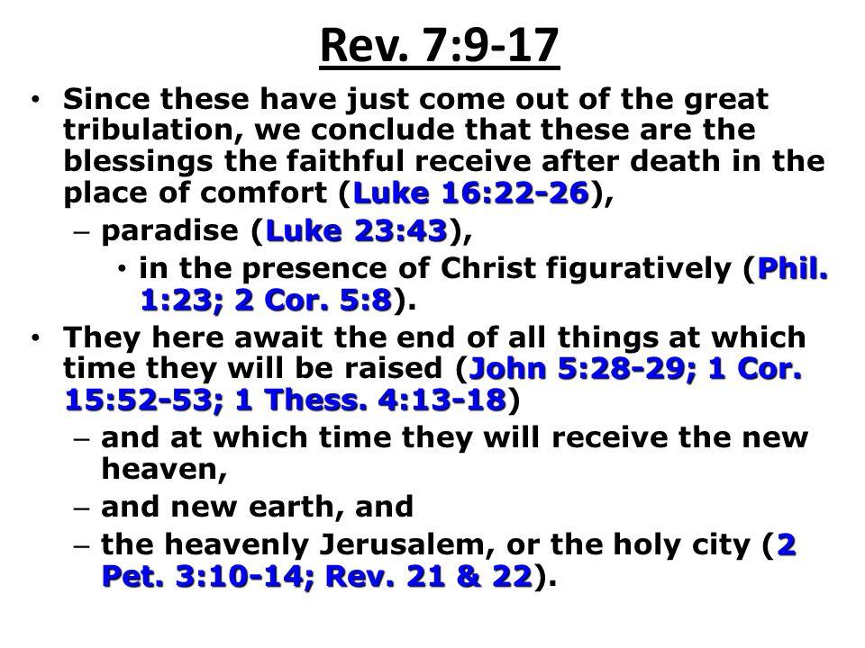 Rev. 7:9-17