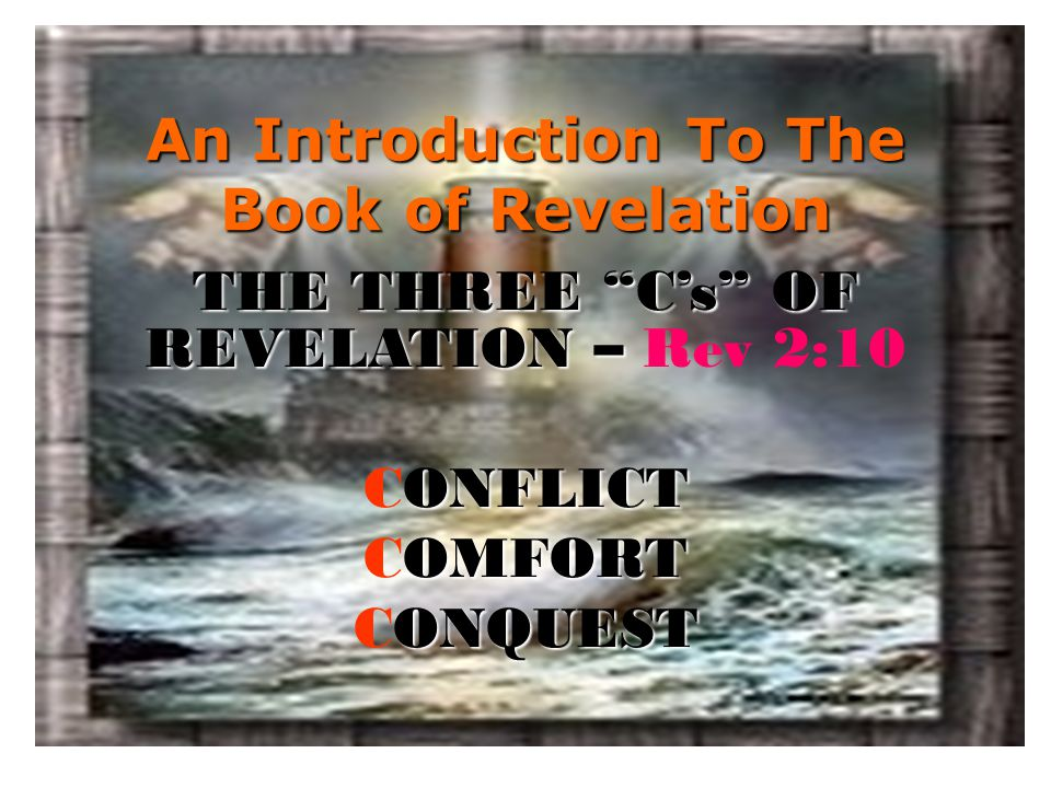 An Introduction To The Book of Revelation