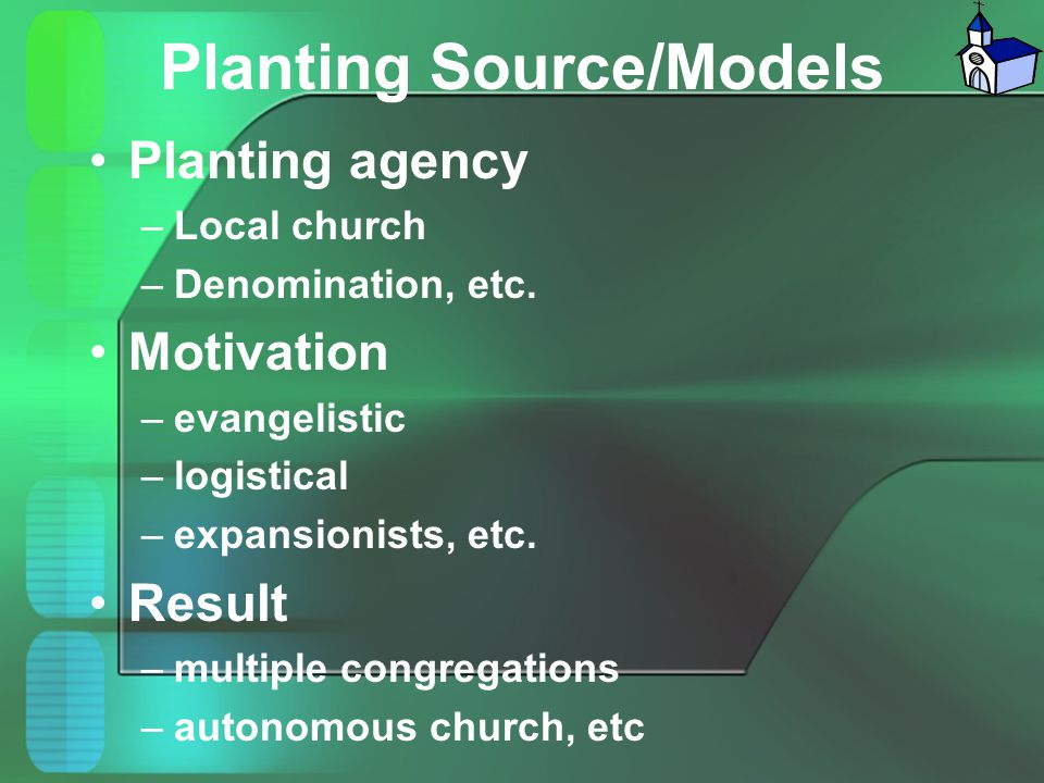 Planting Source/Models